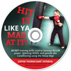 Hit It Like Ya Mad At It